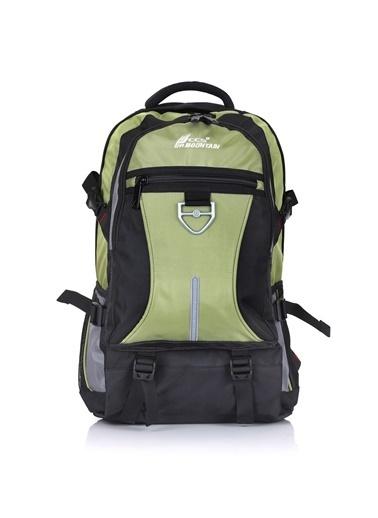 ÇÇS Çanta Sırt Çantası Yeşil